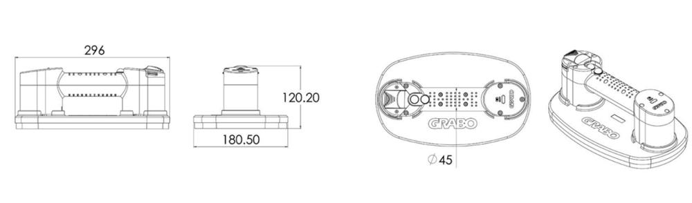 Grabo H design
