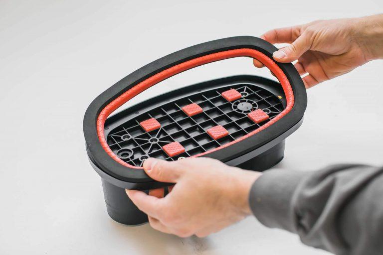 replace grabo rubber foam seal